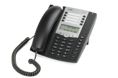 Mitel 6730 (Right Angle + Screen Text)