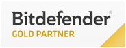 Bitdefender Gold Partner