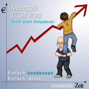 Managed IT Services klenner.at
